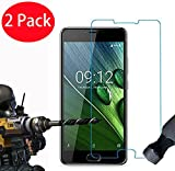 2 Pack - Acer Liquid Z6 Plus Verre Trempé, Vitre Protection Film de protecteur d'écran Glass Film Tempered Glass Screen Protector Pour Acer Liquid Z6 Plus (5.5