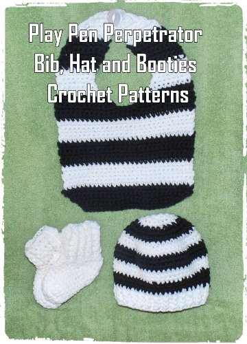 Play Pen Perpetrator  Crochet Patterns (English Edition)