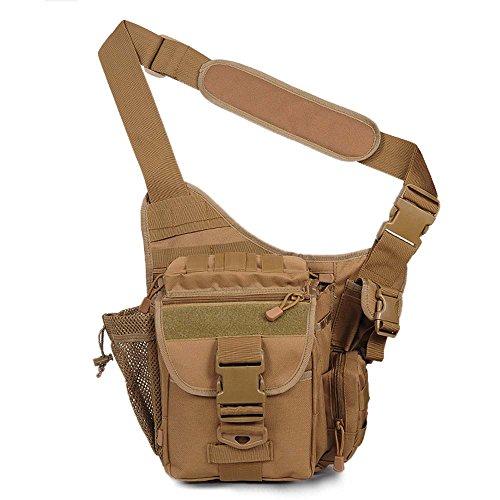ZHANGRONG- Outdoor Super Mobile Satteltasche Satteltasche Messenger Bag Fotografie Tasche Männer Und Frauen Schultertasche SLR Kameratasche (Mehrfache Farben Vorhanden) 3
