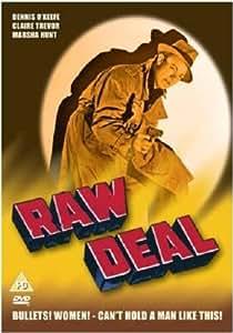 Raw Deal [1948] [DVD]