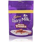 #10: Cadbury Chocolate - Dairy Milk Home Treats, 140g Pack