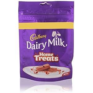 Cadbury Chocolate - Dairy Milk Home Treats, 140g Pack