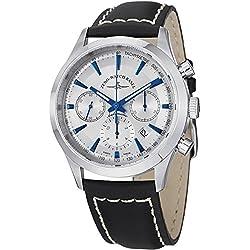 Zeno-Watch Herrenuhr - Gentleman Automatic Chrono 7753 - 6662-7753-g3