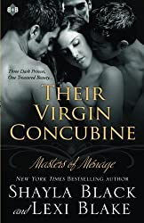 Their Virgin Concubine: Masters of M??nage, Book 3 (Masters of Menage) by Shayla Black (2012-09-21)