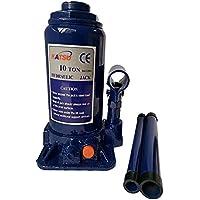 Botella hidráulica marca KATSU modelo 161115A JACK, resistente, soporte de suspensión para vehículos pequeños o grandes
