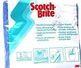 3M Scotch-Brite 2010 blau, 32x36cm Microfasertuch
