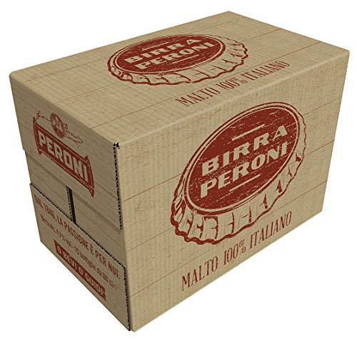 Birra Peroni - Cassa da 15 x 66 cl (9.9 litri)