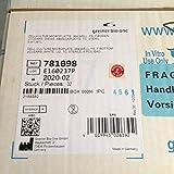 Greiner 781098 Bio-One Mikroplatte 384, steril, 32 Stück versiegelt