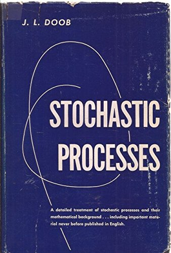Stochastic Process Book