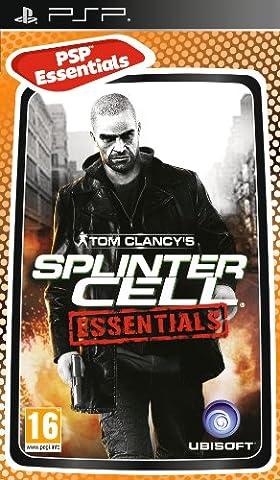 Splinter Cell Psp - Splinter Cell [import