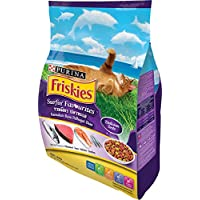 Purina Friskies Surfin Favourites Cat Food 7kg(Pack of 1)