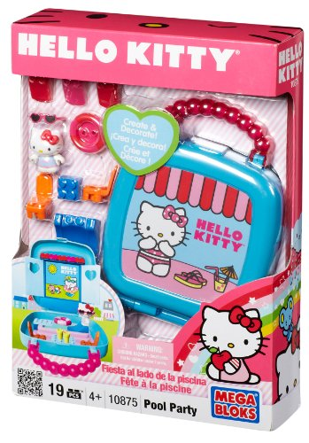 MEGA BLOKS: Hello Kitty: Pool Party