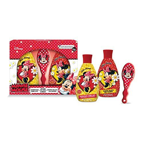 Disney confezione regalo natale bimba minnie mouse