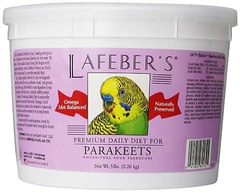 Lafeber Company BLA81532 Parakeet Premium Daily