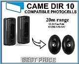 CAME DIR10 / DIR 20 Infrarot Compatibel Lichtschranke