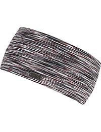 Damen Kopfband Haarband in vielen Farben für Sport und Freizeit doppellagig