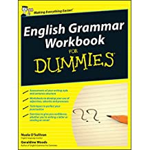 English Grammar Workbook for Dummies (UK Edition)