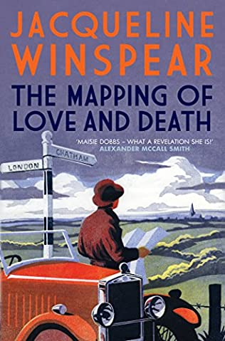 book cover of The Mapping of Love and Death