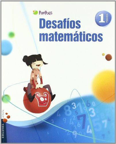 Matematicas 1º Primaria (Pauta) (Pixépolis) - 9788426379559