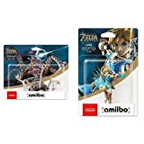 amiibo The Legend of Zelda Collection Wächter (Breath of the Wild) & amiibo The Legend of Zelda Collection Link Bogenschütze (Breath of the Wild)