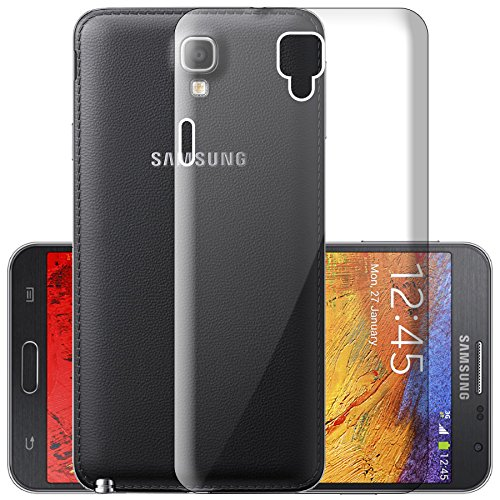 Samsung Galaxy Note 3 Neo N7500 Case Soft Back Cover ,Lightweight,Shock Absorbing Transparent Soft Back Case Cover  available at amazon for Rs.191