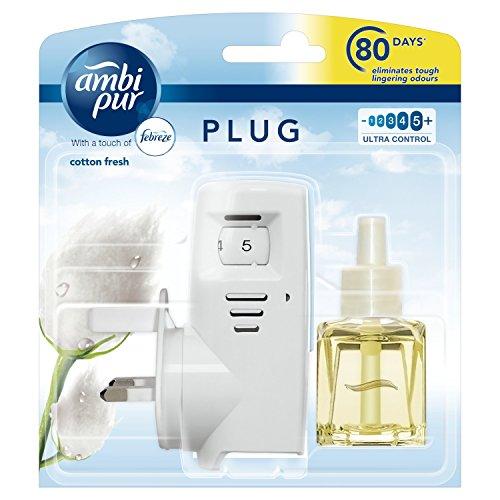ambi-pur-20-ml-cotton-fresh-air-freshener-plug-in-starter-kit-pack-of-5