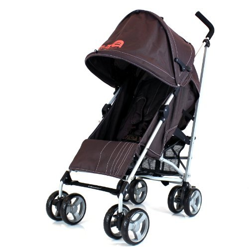 Zeta Vooom Stroller (Hot Chocolate) 51kR cTUDSL