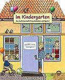 Spielhaus: Im Kindergarten