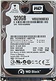WD 320 GB SATA III 7200 RPM 16 MB Cache Bulk/OEM Laptop Hard Drive - Black