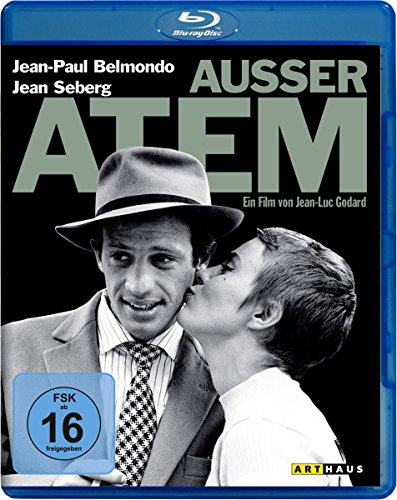 Bild von Außer Atem [Blu-ray]