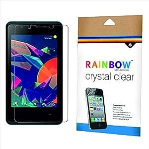 Rainbow Crystal Clear Protector Screen Guard for Lava EG841