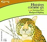 Histoires comme ça by Rudyard Kipling (2010-06-01) - Gallimard Jeunesse - 01/06/2010