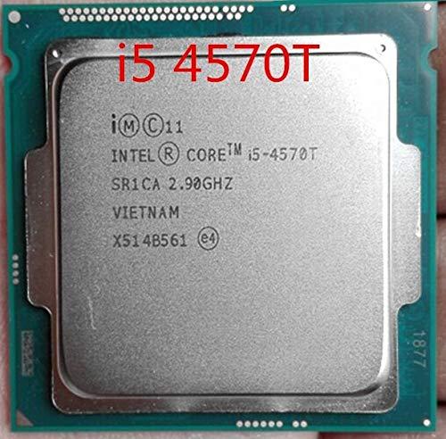 DIPU WULIAN Intel Core i5 4570T 2.9GHz Dual-Core Quad-Thread 4M 35W LGA 1150 Processor i5-4570T CPU 35w, Dual-core