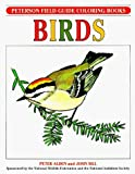 Birds (Peterson Field Guide Coloring Books) by Peter Alden (1982-10-01)