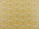 Melody Jane casa delle bambole Vittoriano GIAPPONESE IRIS miniatura stampa floreale 1:12 SCALA Carta da parati