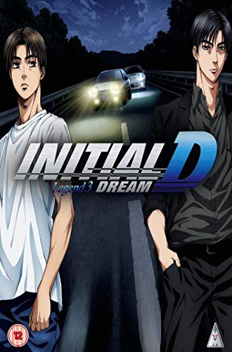 Initial D Legend 3: Dream [DVD] [2018]