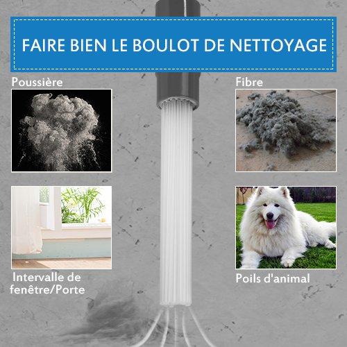 Zoom IMG-3 testina universale per aspirapolvere dust