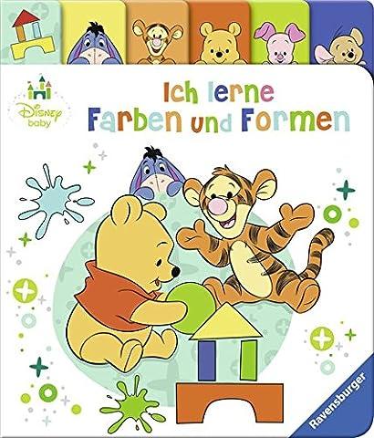 Disney Baby Winnie Puuh: Ich lerne Farben und Formen