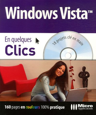 Windows Vista (1Cédérom) par Olivier Abou