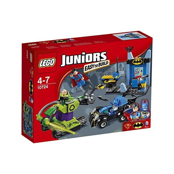 LEGO Juniors - Batman y Superman vs. Lex Luthor (6135786) 1