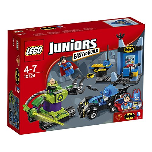 LEGO-10724-Juniors-Batman-and-Superman-Vs-Lex-Luthor-Construction-Set-Multi-Coloured