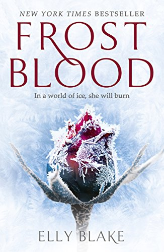 Image result for frostblood book