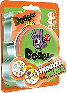 Asmodée-Dobble Kids Blister, doki02fr, Juego de salón