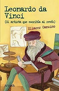Leonardo da Vinci par Eliacer Cansino