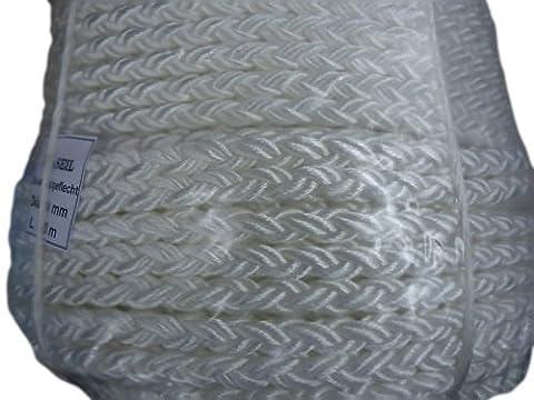 RopeServices UK 10Mts X 16Mm Of 8 Strand Nylon Rope,Moorings,Anchors,Boats,Marine