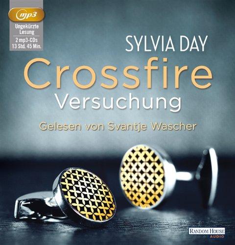 Buchseite und Rezensionen zu 'Crossfire. Versuchung: Band 1' von Sylvia Day