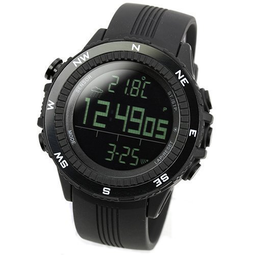 LAD-WEATHER-German-Sensor-Digital-Compass-Altimeter-Barometer-Chronograph-Alarm-Weather-Forecast-Outdoor-Wrist-Sports-Watches-Climbing-Hiking-Running-Walking-Camping-Mens