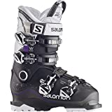 Salomon Damen Ski-Stiefel X Pro X80 CS Skistiefel, Schwarz/Anthr/Weiss, 24.5