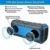 Nicksea Altavoz Bluetooth Inalámbrico S618lan-ES