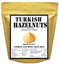 Jimmy's Gourmet Kitchen Turkish Hazelnuts 500g